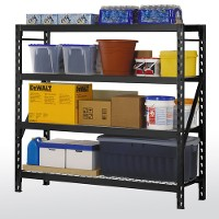 Welded Bulk Storage Rack