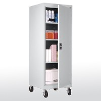 transport mobile storage cabinet