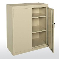 Clic Counter Height Storage Cabinet