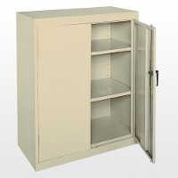 snapit counter height storage cabinets