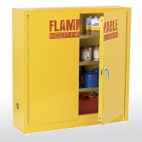 24 gallon flammable safety cabinet