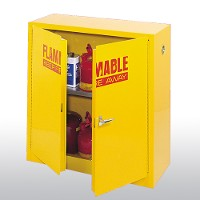 30 gallon counter height flammable safety cabinet