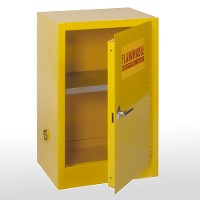 12 Gallon compact flammable safety cabinet