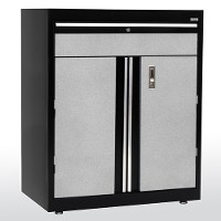 Modular base cabinet w drawer