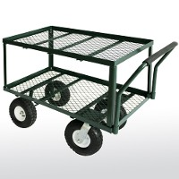 2-tier wagon 550 lb capacity
