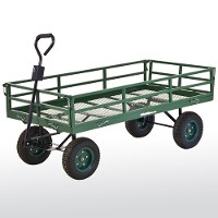 Crate wagon 1400 lb capacity