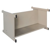 Open base - for 5 and 10 drawer flat file