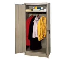 Double door wardrobe cabinet 6601