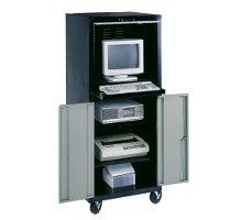 Mobile computer cabinet model csc6790