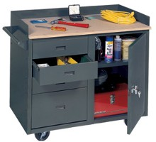 Maintenance bench 304